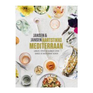 Annemieke Jansen - Hartstikke mediterraan Kookboek