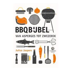 BBQBijbel - Julius Jaspers Kookboek