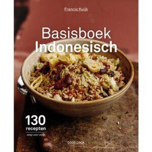 Basisboek Indonesisch - Francis Kuijk Kookboek