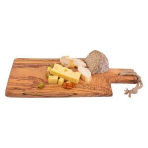Bowls and Dishes Pure Olive Wood Bakkersplank 40 cm Serveerplank
