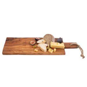Bowls and Dishes Pure Olive Wood Bakkersplank 50 cm Serveerplank