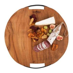 """""""Bowls and Dishes Pure Teak Wood Serveerplank à 40 """""" Serveerplank"