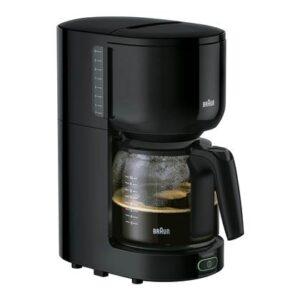 Braun KF3120BK PurEase Filter Koffiezetapparaat Filter koffiezetapparaat