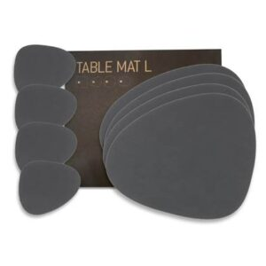 LIND DNA Hippo Placemats 4 st. + Onderzetters - 4 st. Placemat