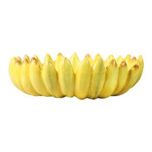 &k amsterdam Banana Fruitschaal Fruitschaal